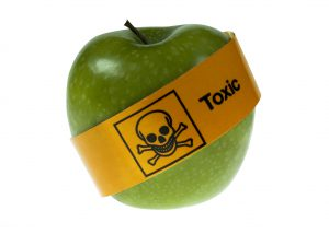 Toxic apple