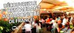 Le premier restaurant aquaponique de France ouvre ses portes!