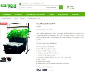 Fish Plant Family